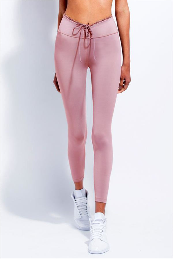 Cloud Nine Sports Legging in Bubble Gum