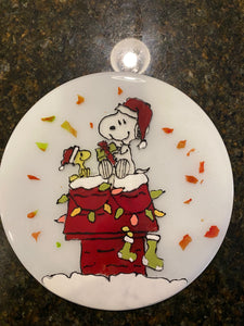 A Snoopy and Woodstock Christmas