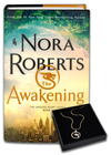 The Awakening: Limited Edition Swarovski® Necklace + Book Set