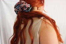 Load image into Gallery viewer, Oversized Scrunchie in Victoria