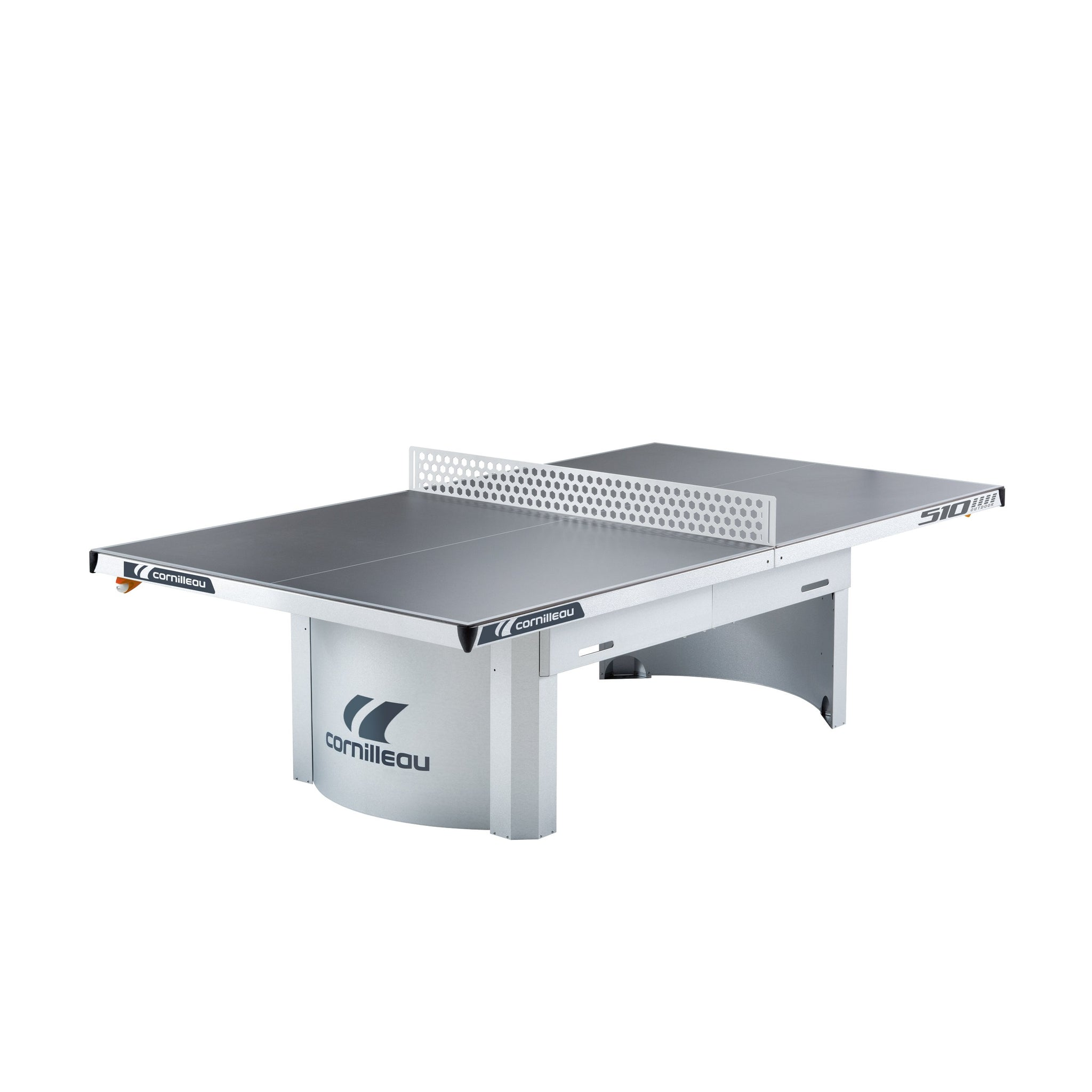 Cornilleau Pro 510m Outdoor Table Tennis in Grey