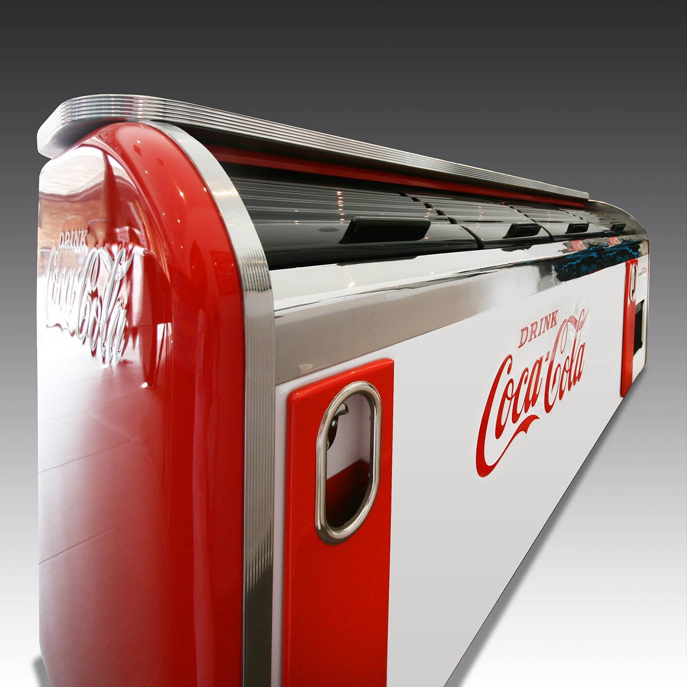 1950s Victor C-45 Coca-Cola Bar 'Coming Soon'