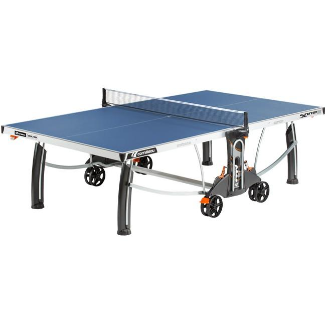 CORNILLEAU OUTDOOR PERFORMANCE 500M OUTDOOR TABLE TENNIS (BLUE)