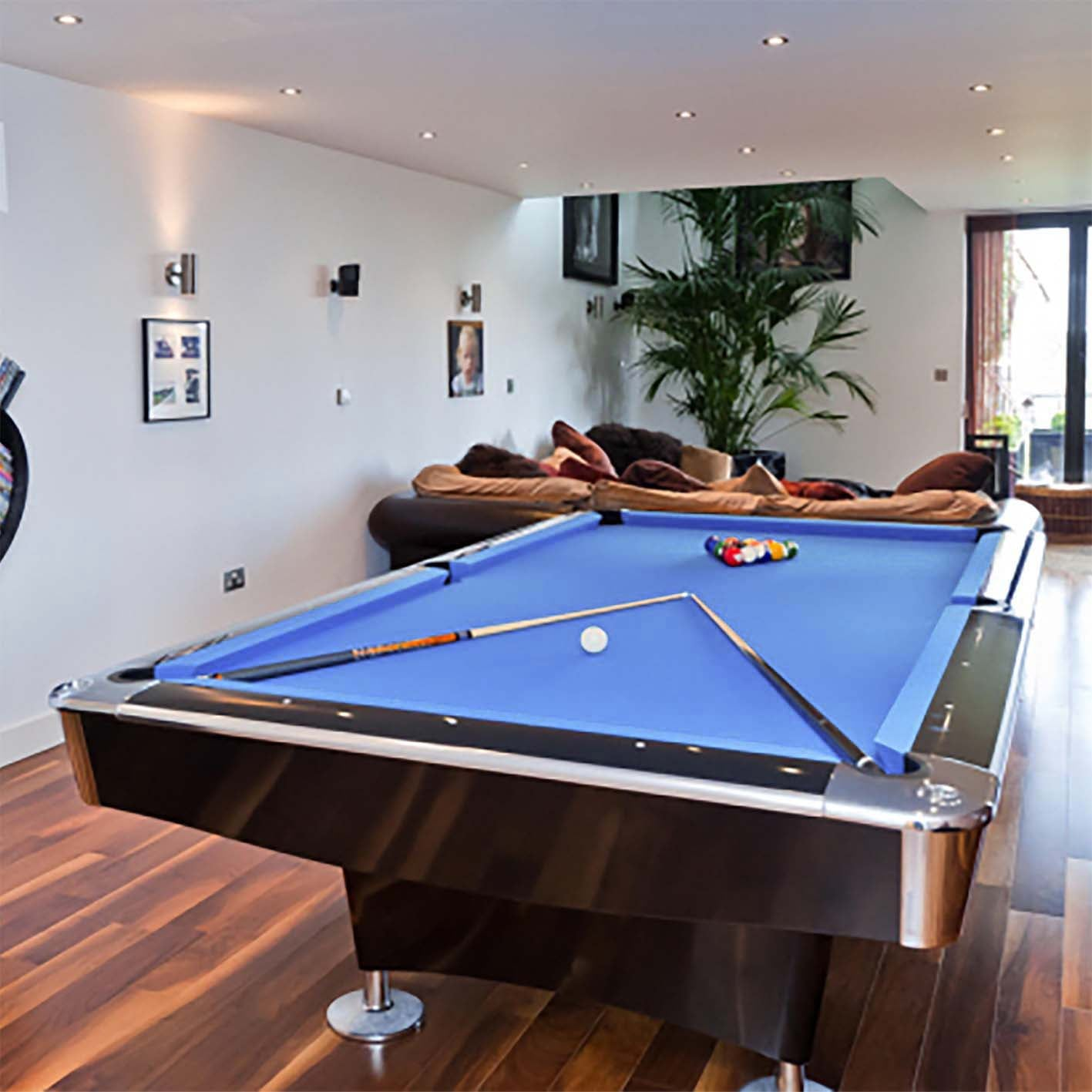 Buffalo Pro II 8' American Pool Table