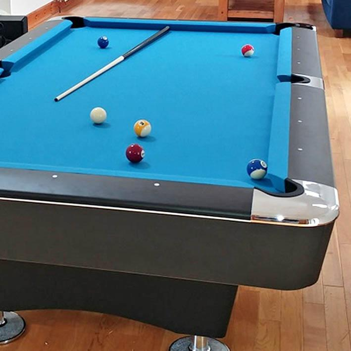 8ft Dominator American Pool Table