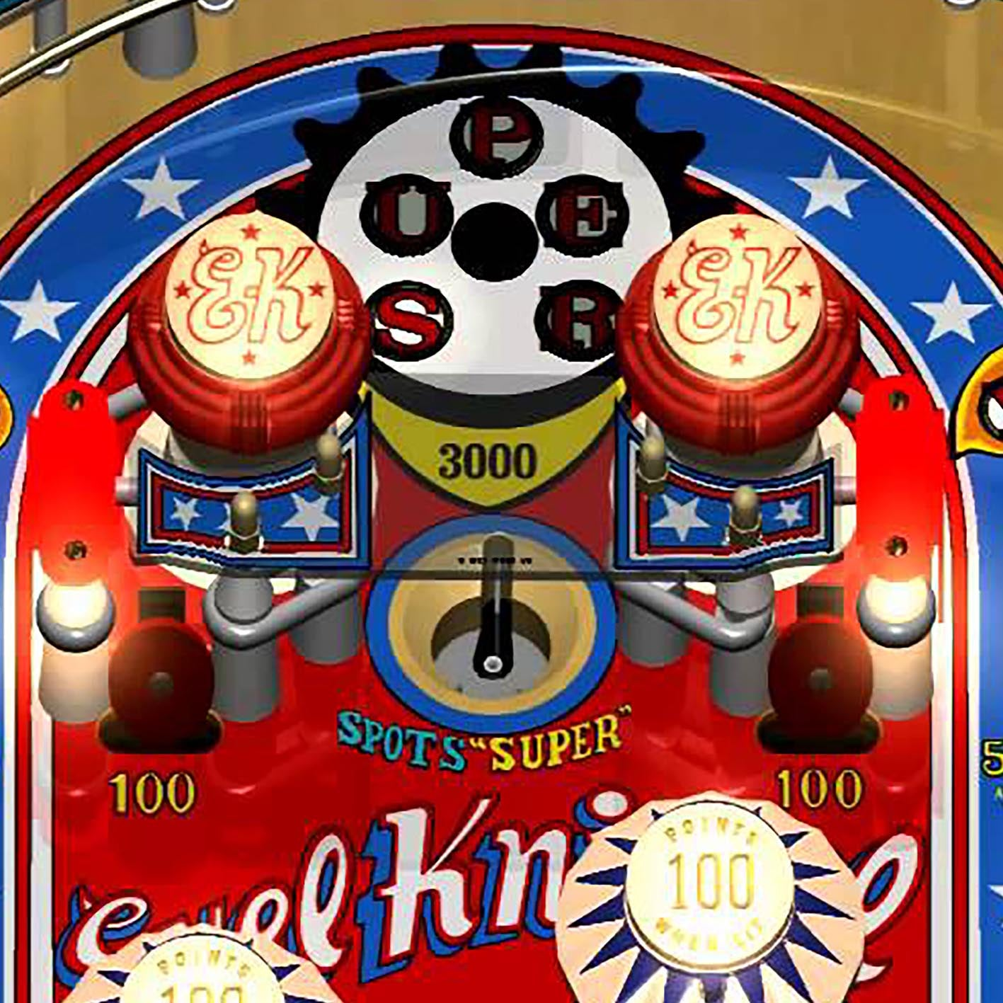 Evel Knievel Pinball Machine 'Coming Soon'