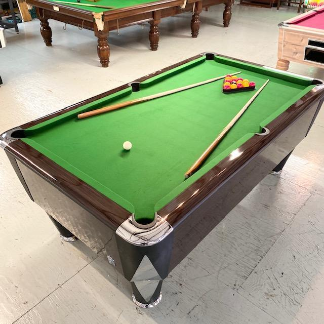 Sam Leisure Atlantic Champion English Pool Table Borneo 6ft, 7ft