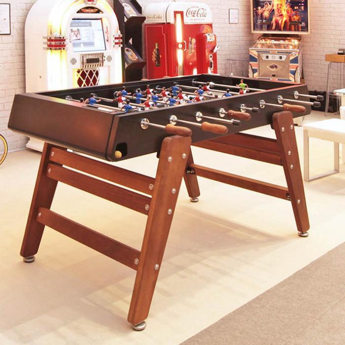 RS3 Wood Foosball Table in Black