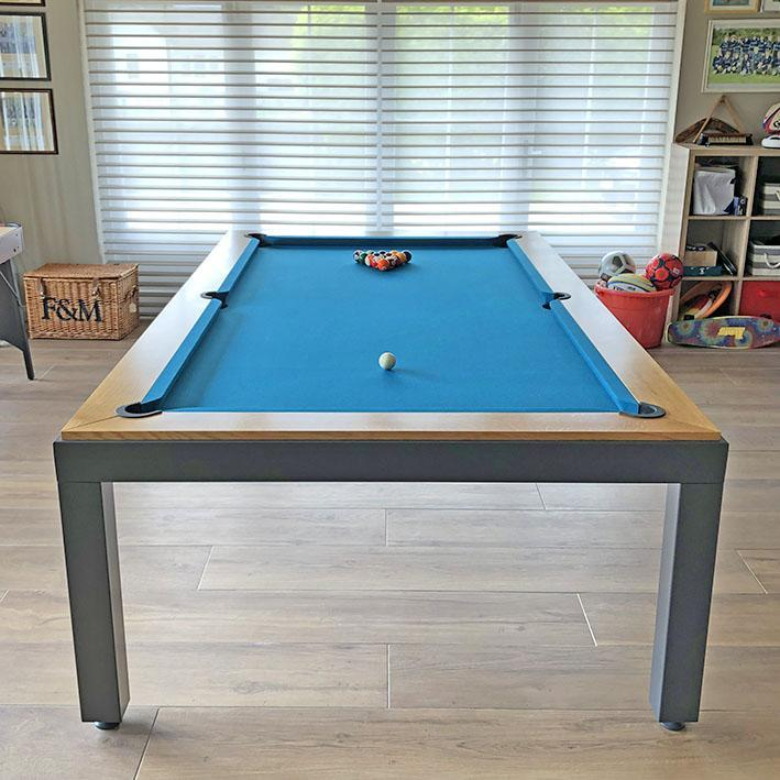 The Sheffield Bespoke Pool Table by Waldersmith