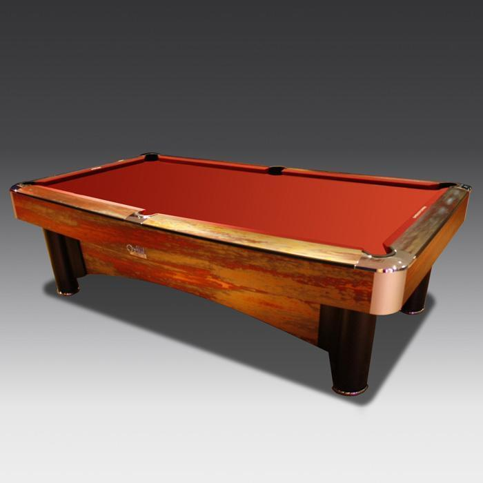 Sam Leisure Stratos American Pool Table 8ft