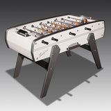 Sulpie 'Evolution' Foosball Table in gloss white lacquer