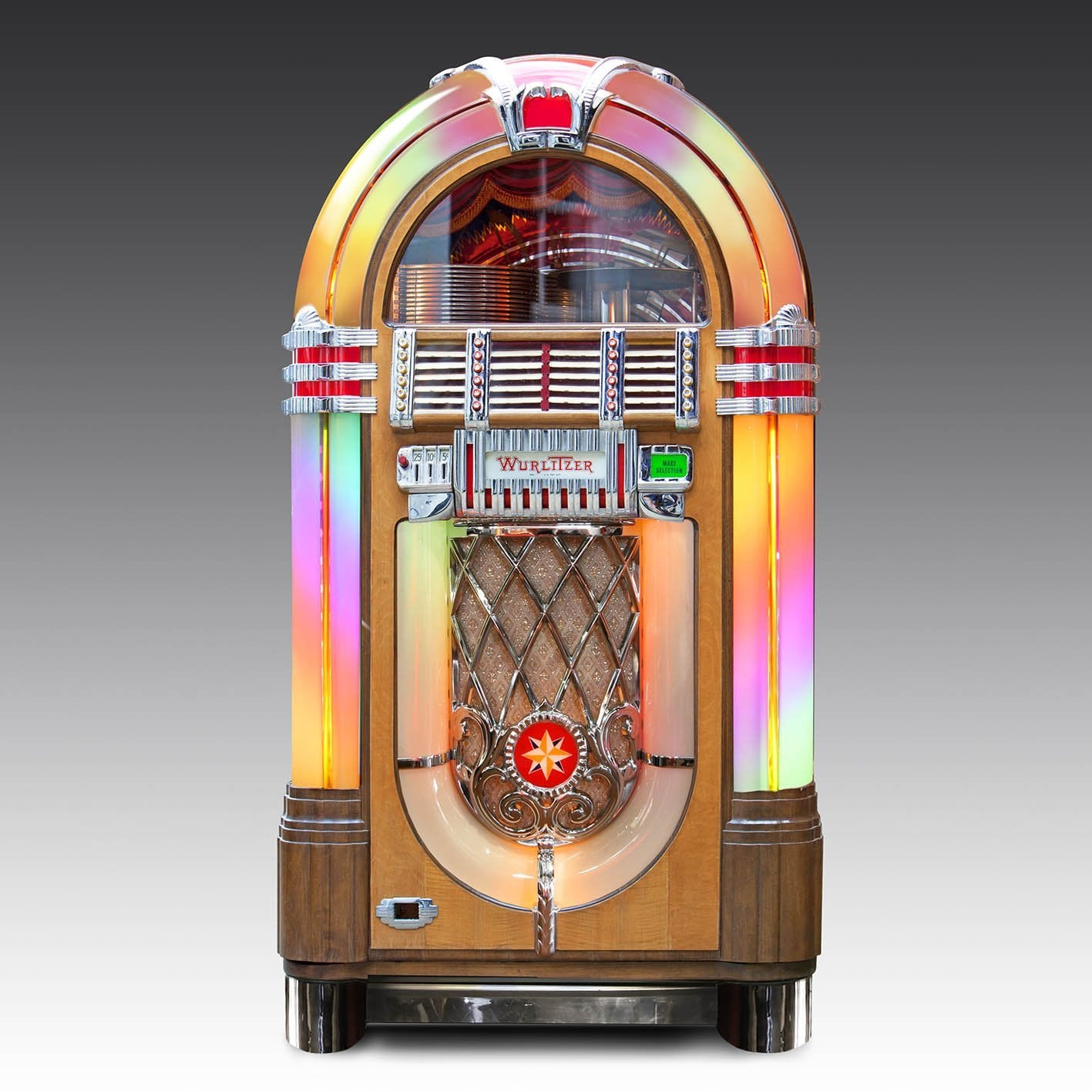 Original 1940's Wurlitzer 1015 Jukebox