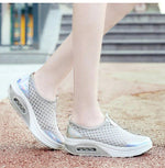 Load image into Gallery viewer, Women Casual Air Mesh Chunky Shoes