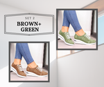 Load image into Gallery viewer, Hollow Breathable Mesh Shoes