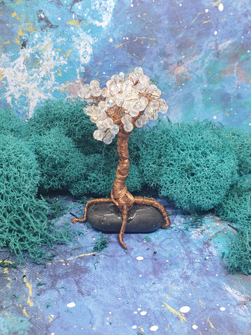Knitted and Twisted - Twisted Trees - Birthstone Trees