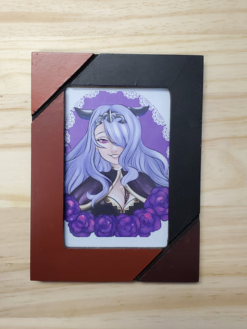 Art - Kashou's Mini Framed Prints - Monster Series