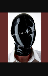 Latex Hoods- BDSM Gear- Microbreath Hoods