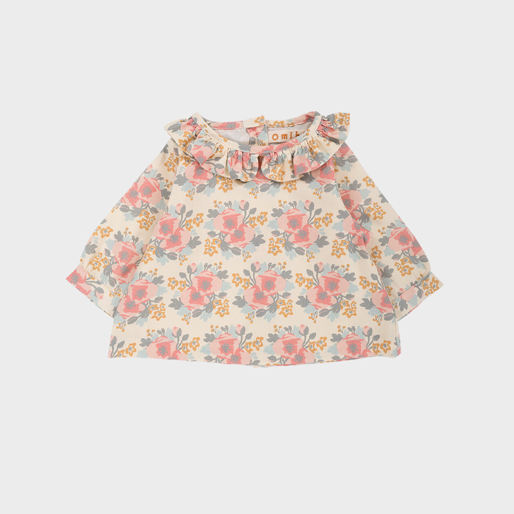ANNI Blouse Flower Print Baby