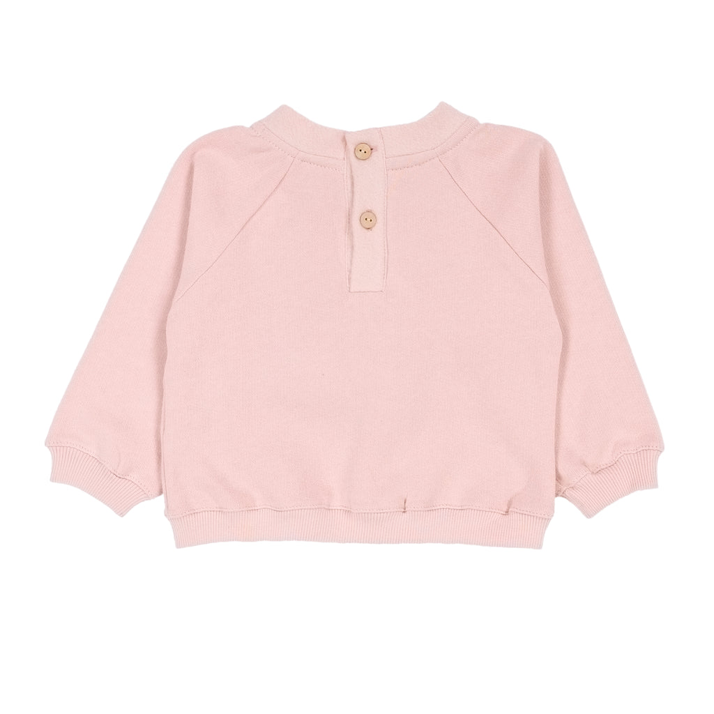 ANNIEL Sweatshirt Dusty Pink