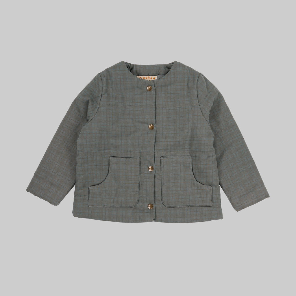 ARTHUR Jacket Grey-print child