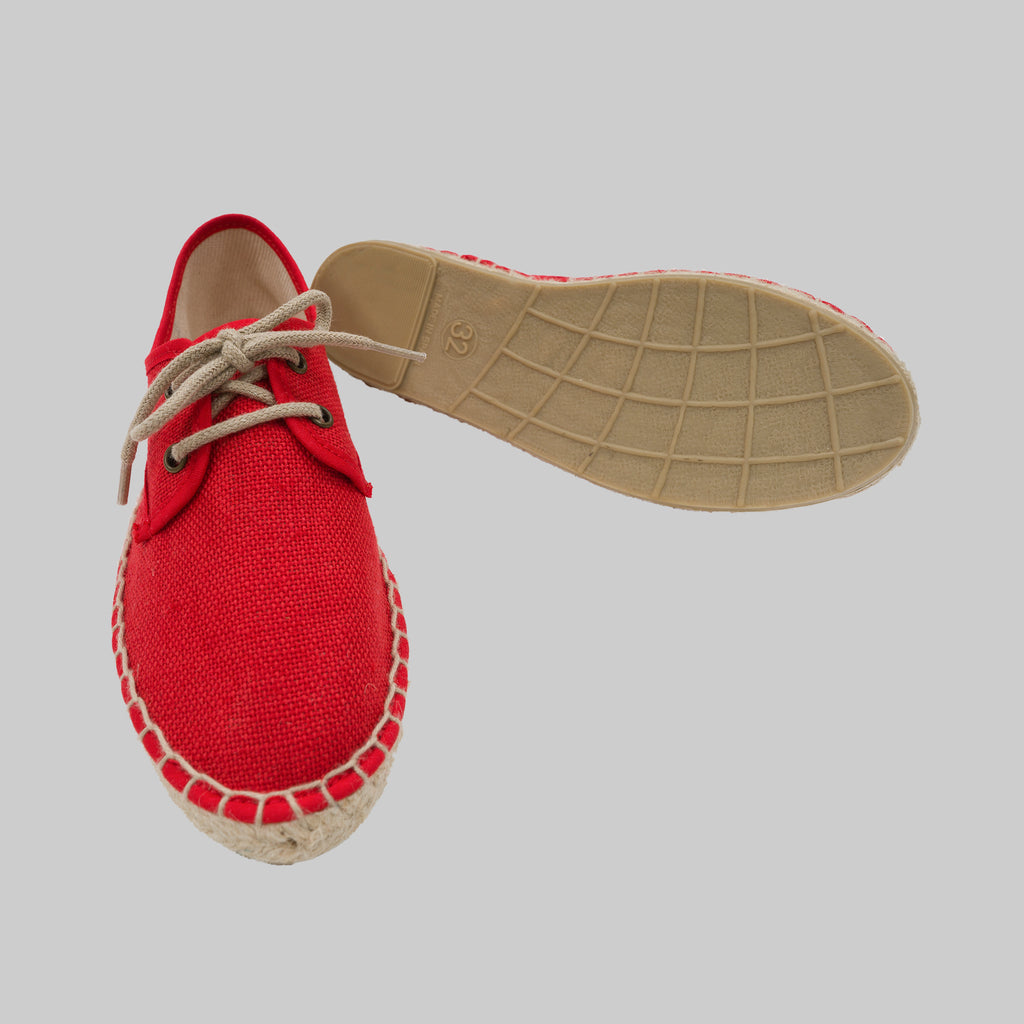 ARTY Espadrilles Red Child