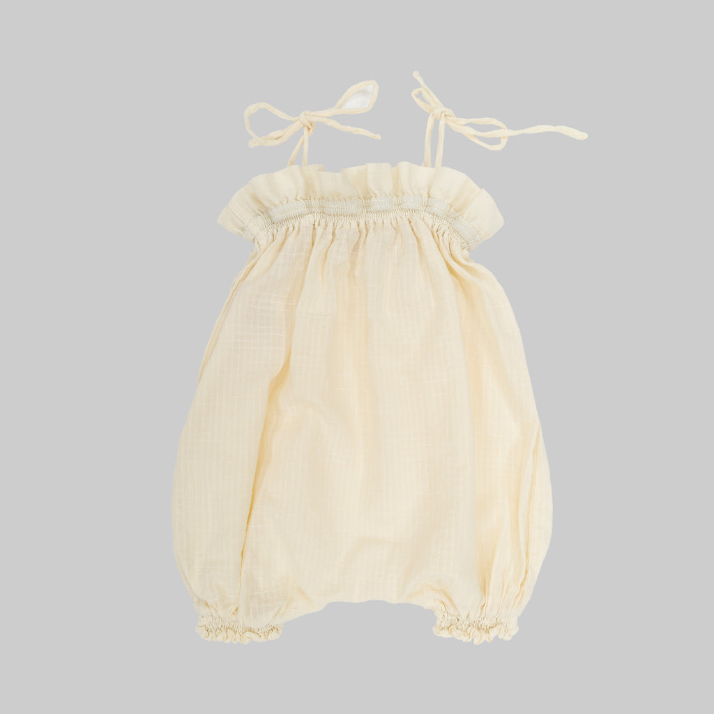 AUDY Romper Baby Flax