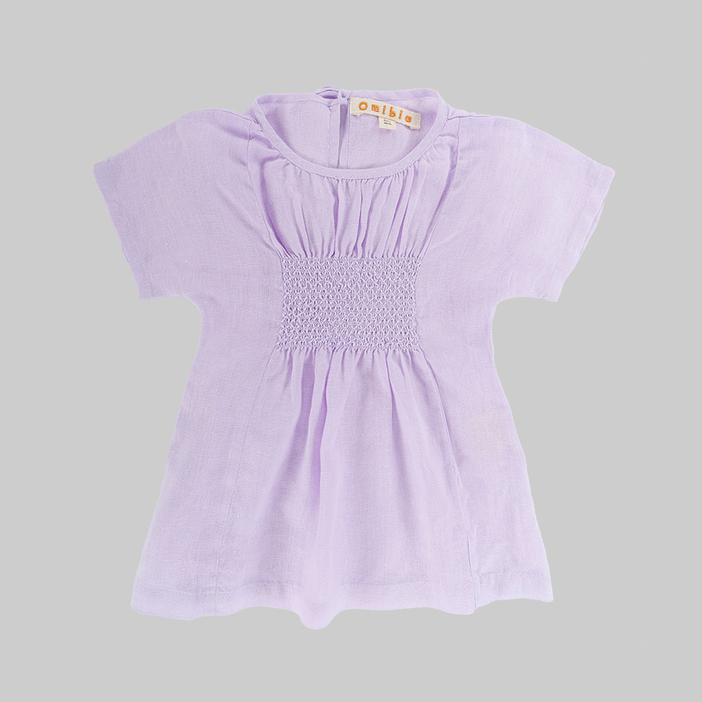 BELLA Dress Baby Lavender