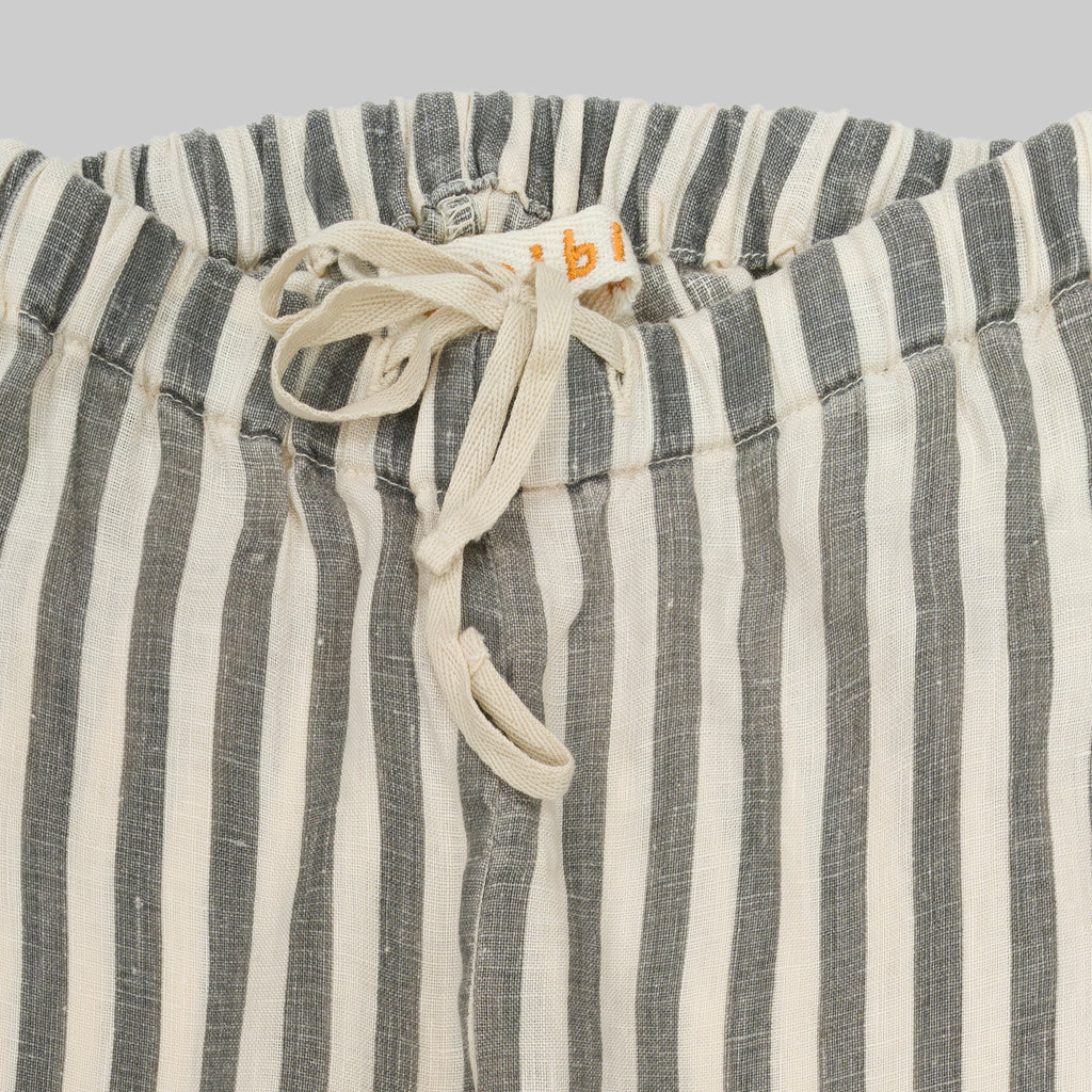 BERNY Trousers Baby Flax Stripes