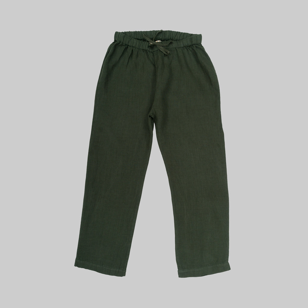 BERNY Trousers Child Seaweed