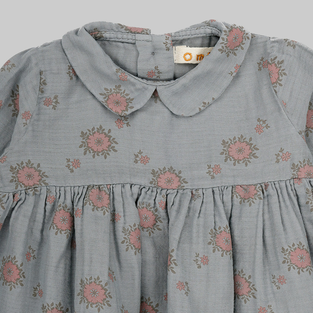 CARLOTTA Dress Baby Fire Grey
