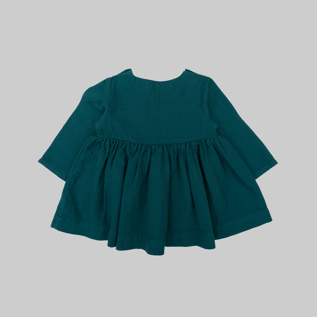 CASSIMA Dress Aqua Green Baby