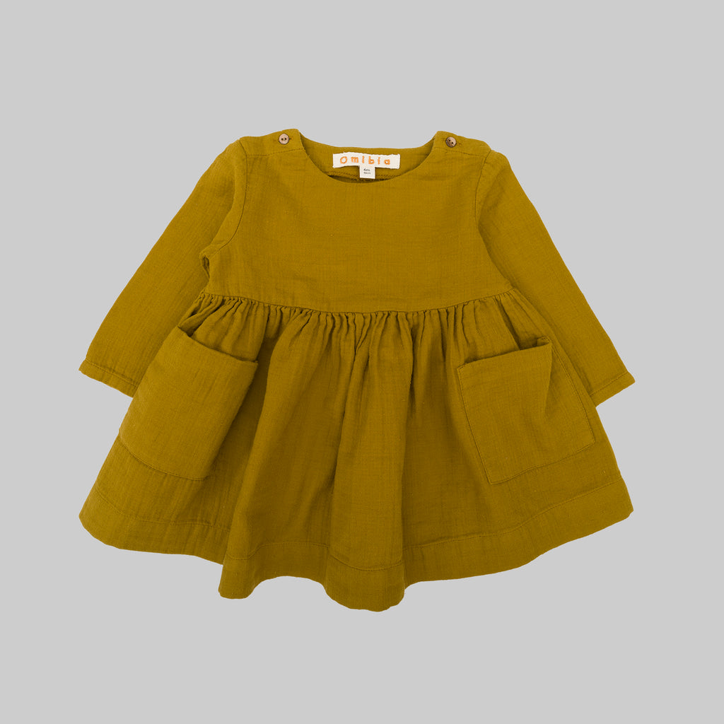 CASSIMA Dress Dijon Baby
