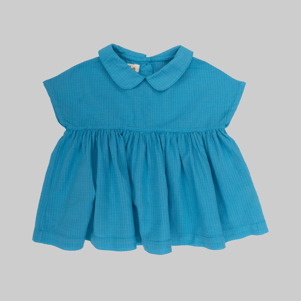 CLAVEL Dress Child Capri Blue