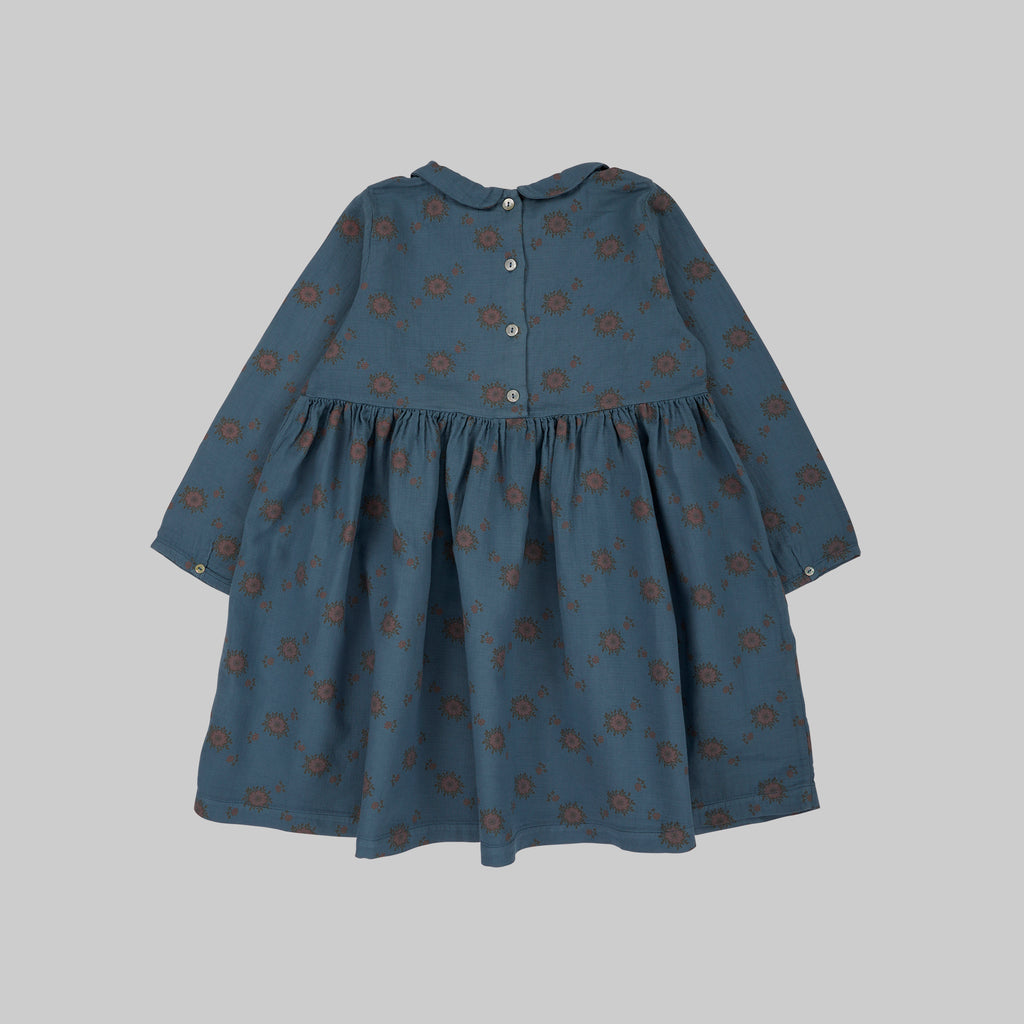 CARLOTTA Dress Child Fire Blue