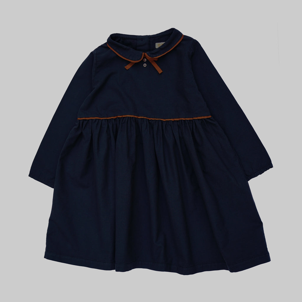 CARLOTA Dress Night Blue Child