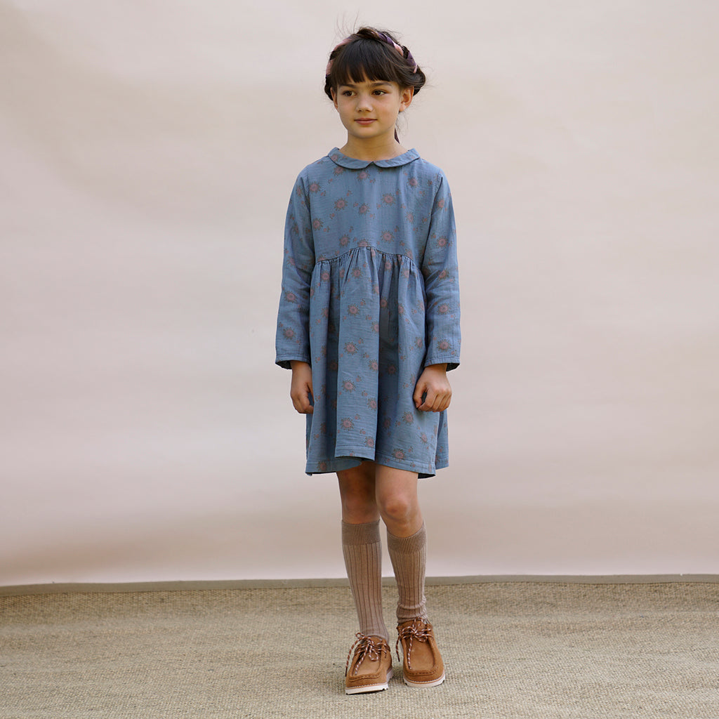 CARLOTTA Dress Child Fire Grey