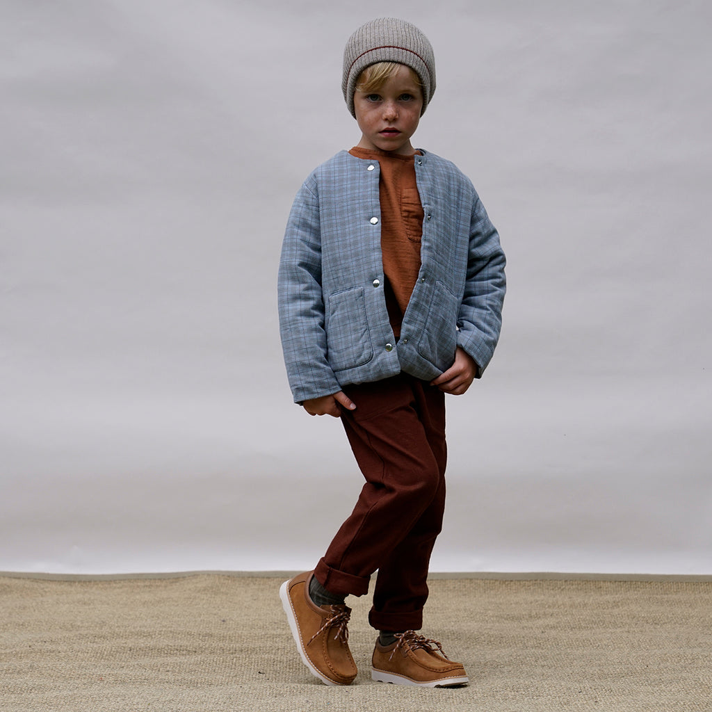 TRUMAN Trousers Child Auburn