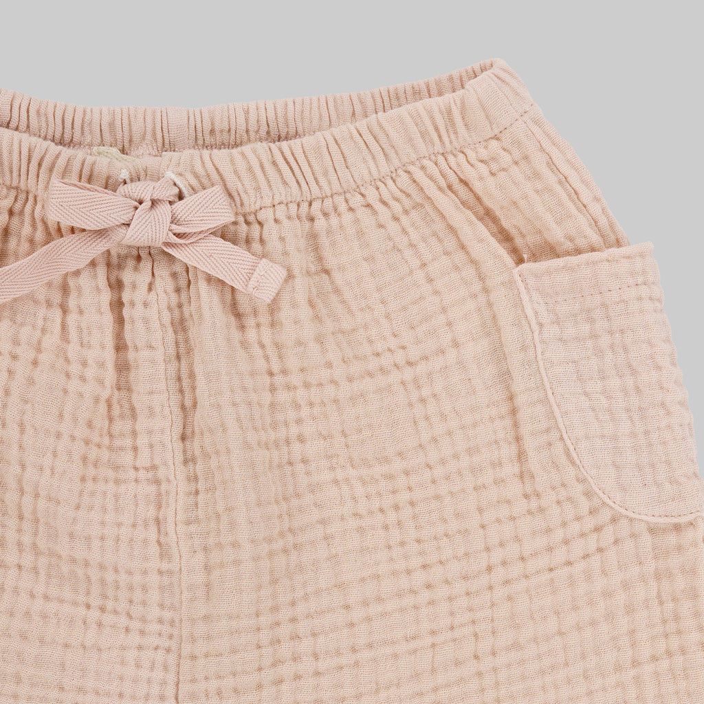 ELLIS Shorts Baby -Pale Rose