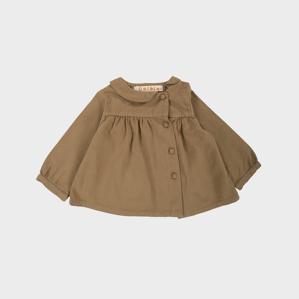 FELICITY Blouse Sand Dune Baby