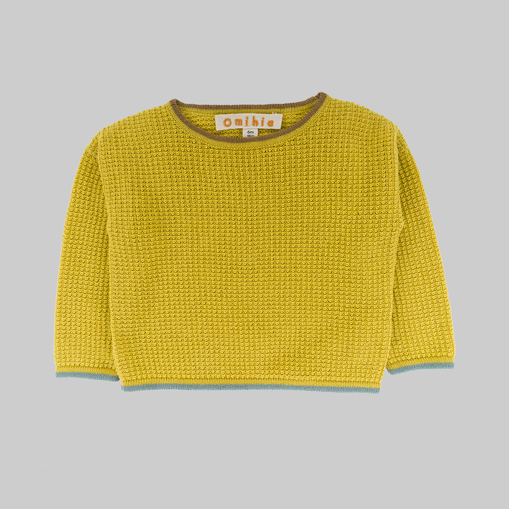 FIORE Jumper Baby Lime