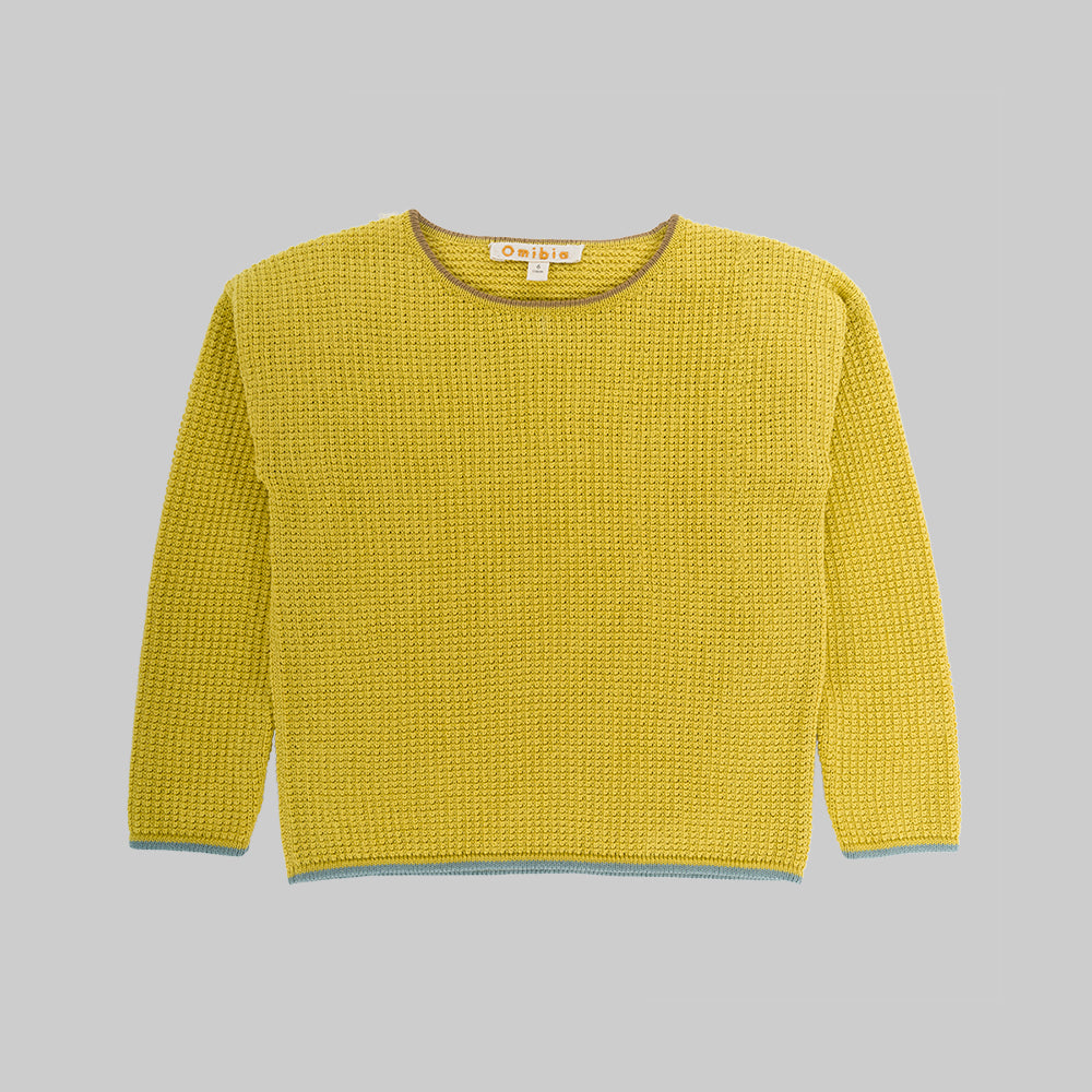 FIORE Jumper Child Lime