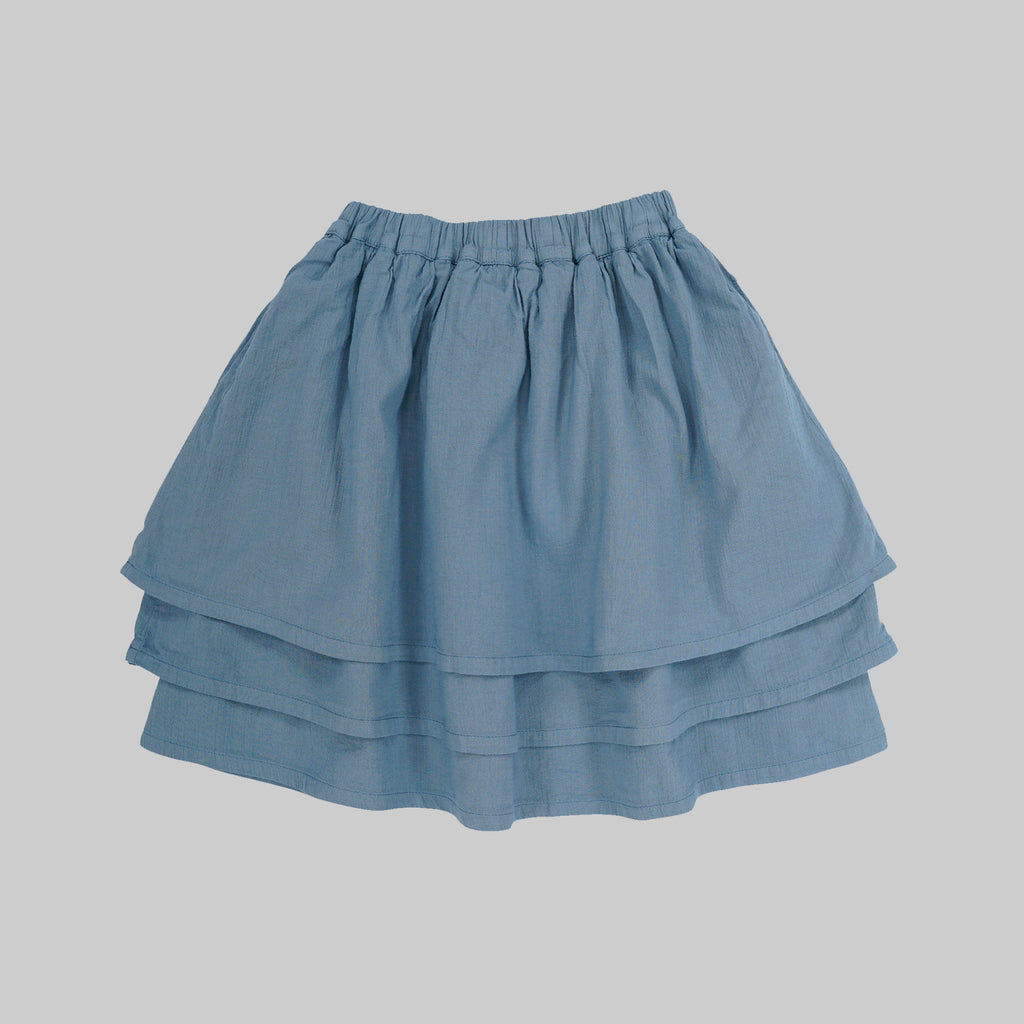 FRU Skirt Storm Blue