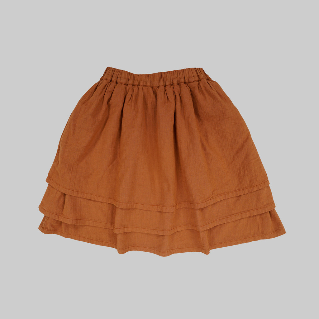FRU Skirt Rust