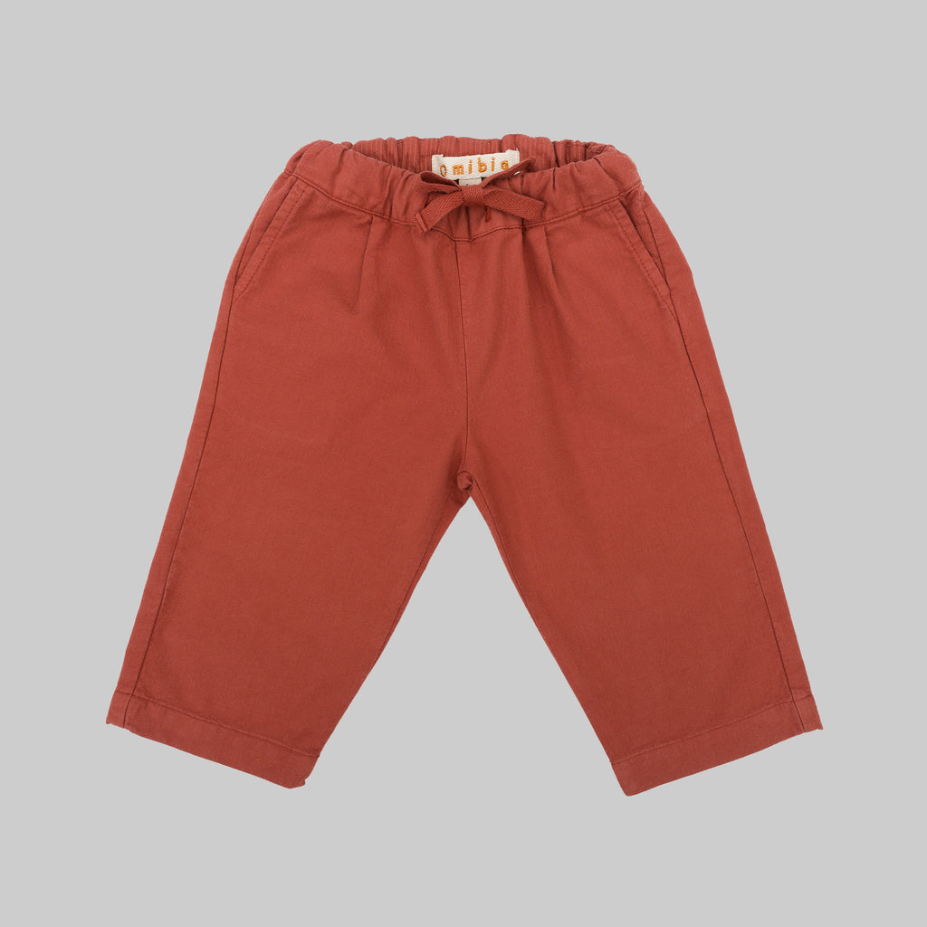 GOLDY Trousers Garnet Baby