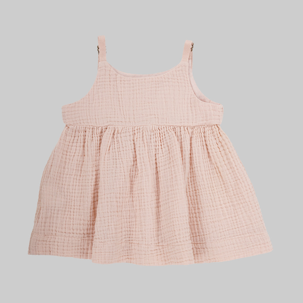 GRACE Dress Baby - Pale Rose