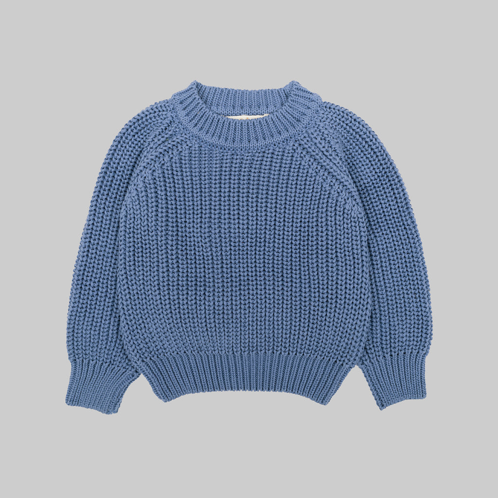 HIRO Sweater Baby Pastel Blue