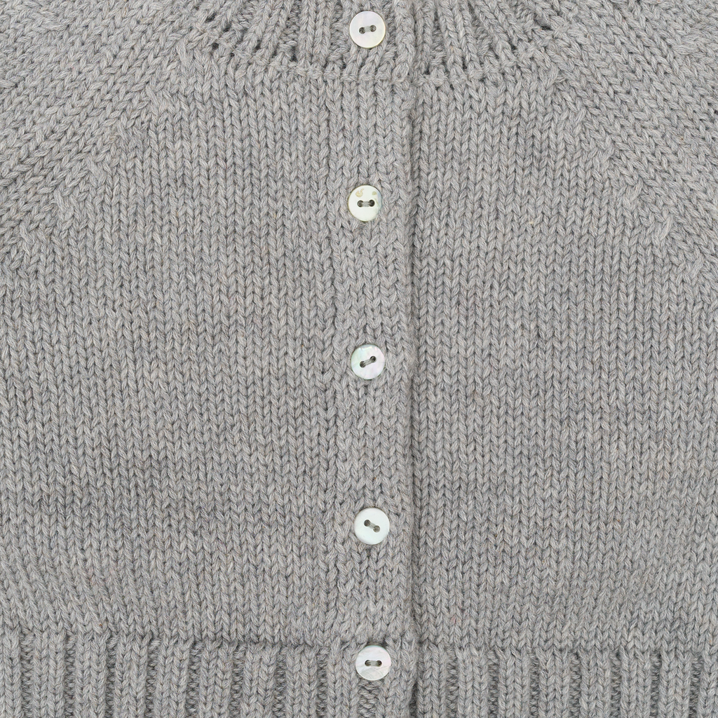 HOLLY Cardigan Grey Baby