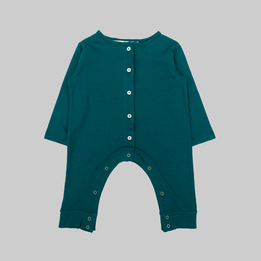 IGGY Jumpsuit Aqua Green
