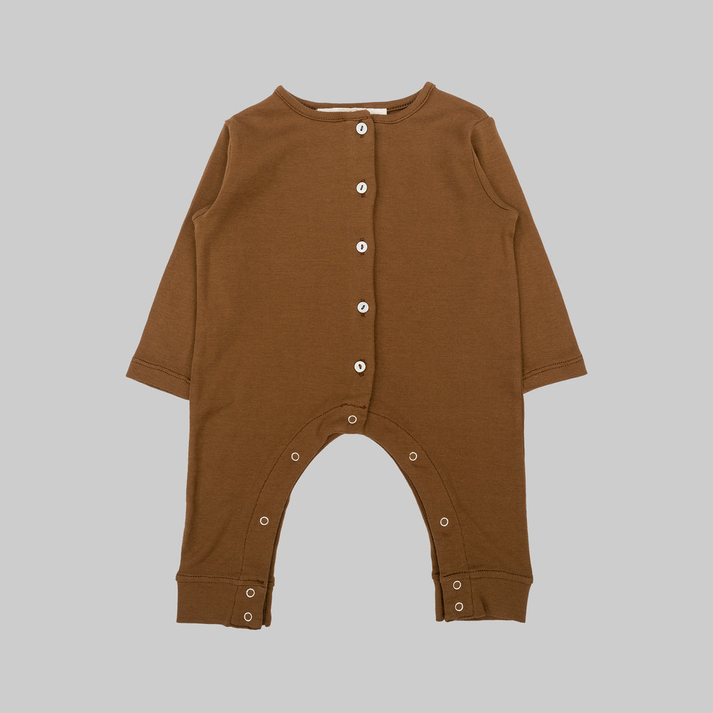 IGGY Jumpsuit Walnut