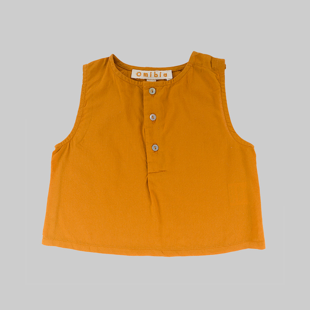 JASMINE Top Baby Sunrise Orange